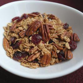 Pecan & Cranberry Granola