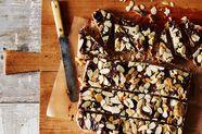 Chocolate-Covered Almond Halvah