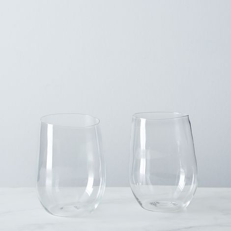Malfatti Hand-blown Wine Glasses (Set of 2)