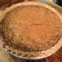 Sugar Maple Pie