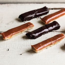 Homemade Twix Candy Bars