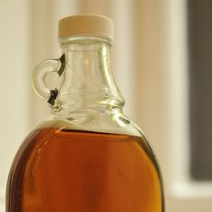 Maple Syrup Vinaigrette