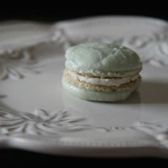 Macarons with Salted Buttercream Filling