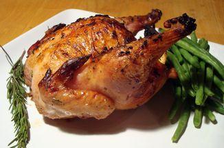 Lemon Rosemary Cornish Game Hens Recipe On Food52
