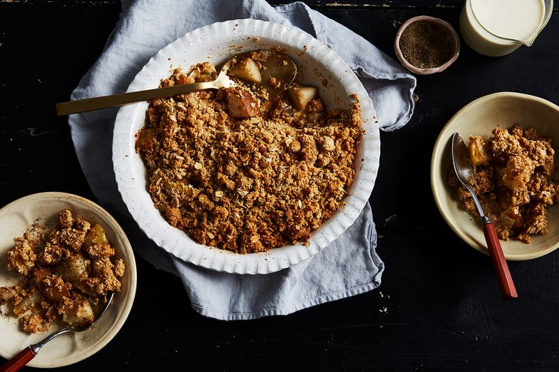 Why (and How) to Make Your Desserts Less Sweet