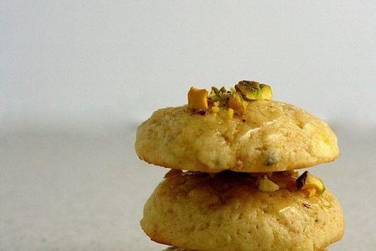 Lemon Pistachio Cookies