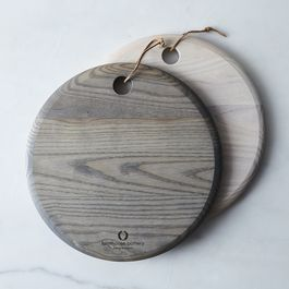 Handcrafted Wood Cheese Board
