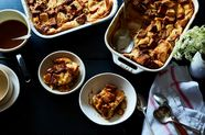 Julia Turshen is Ready to Feed the Resistance With Bread Pudding