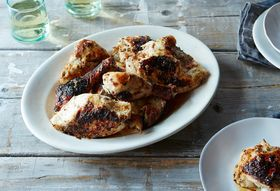 A 35-Minute Weeknight Roast Chicken