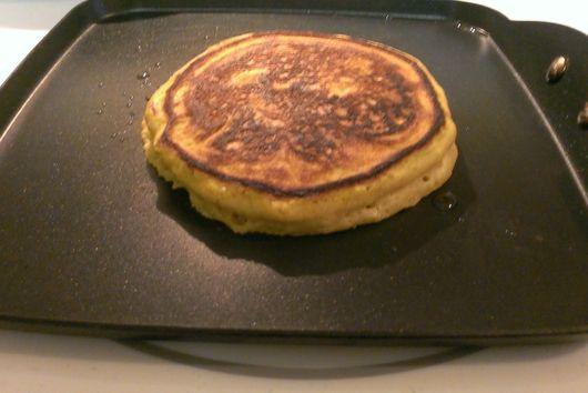 My son's favorite pancakes