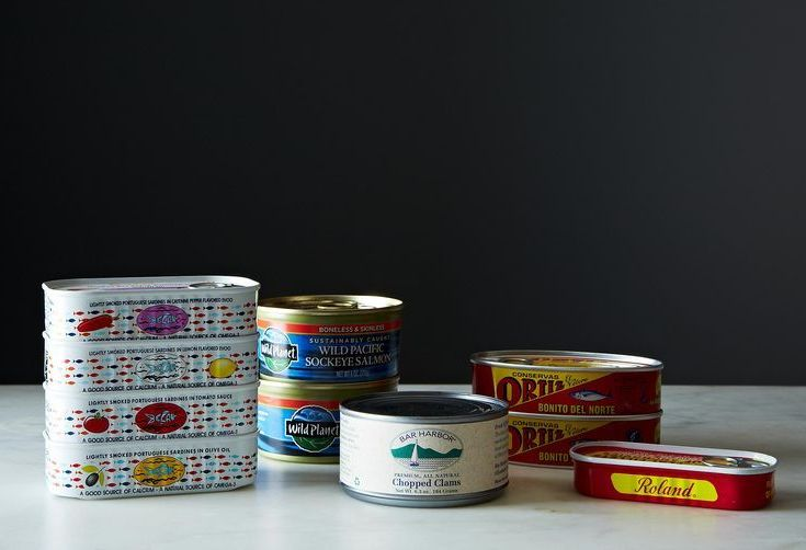 The Case for Canned Fish
