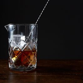 A Child of the Manhattan -- And Why You Should Drink It