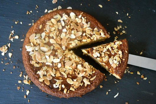 Paleo Orange And Almond Cake