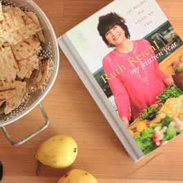 "The Breakfast for Dinner Menu Ruth Reichl Found ""Delightfully Eccentric"""
