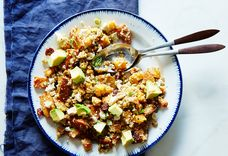 Everything I Want to Eat Quinoa and Lentil Salad