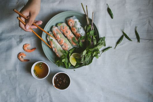 Skip the Takeout and Make Vietnamese Spring Rolls at Home