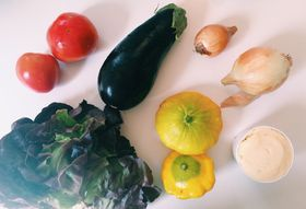 Check Out What We Got in This Week's CSA Share