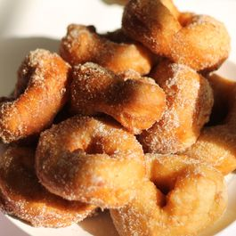 Donuts & Other Deep Fried Sweets