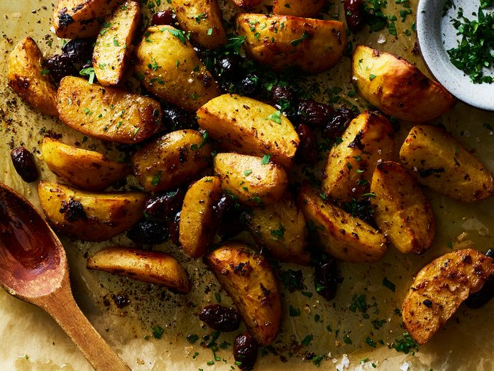 Add Some Zip to Potatoes with This Bright, Tangy Recipe