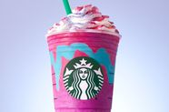 The Psychedelic New Starbucks Drink That's Galloping to a Store Near You