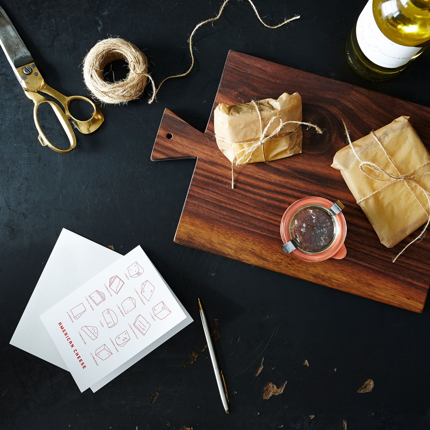 American Cheese Greeting Card (Set of 4) on Food52