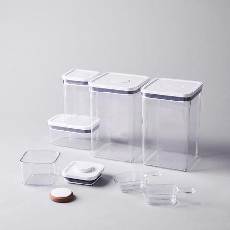 OXO 8-Piece Baking Essentials POP Container Set