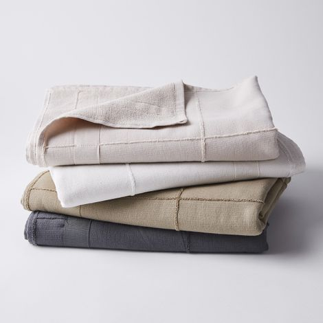 Calm Organic Cotton Terry Towels