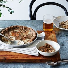 Lower Eastern Shore Oyster Pie