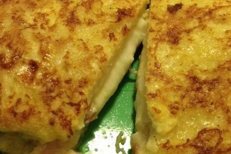 Mozzarella in Carozza (di Carbonara)
