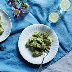 A Potato Salad True to Its Roots—But Green!