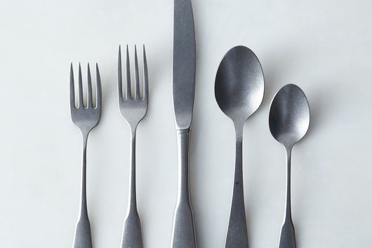 American-Made Shelburne Flatware