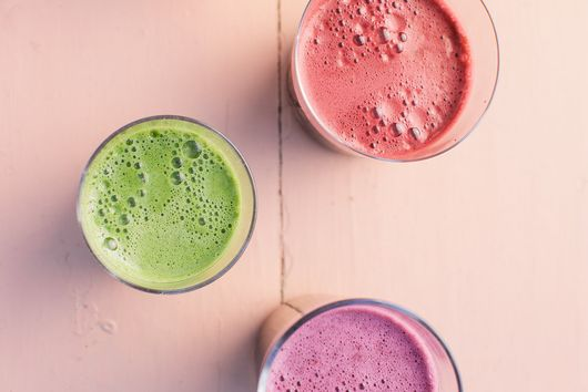 Adventurous Everything (Fruit + Vegetable) Juice