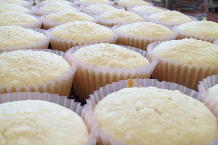 Perfect Coconut Cupcakes