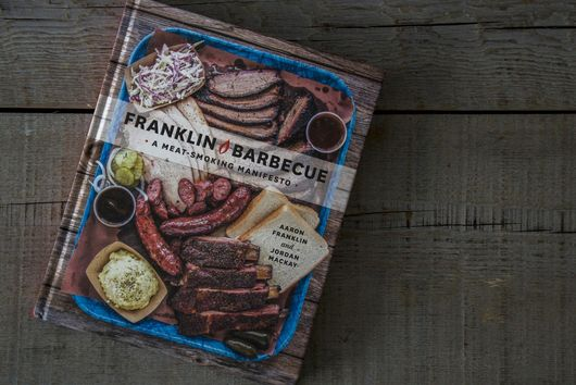 Beyond the Cover: Franklin Barbecue by Aaron Franklin and Jordan Mackay