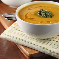 Three Squashes Soup