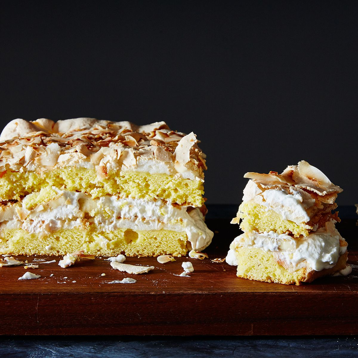 World S Best Cake With Banana Coconut Recipe On Food52