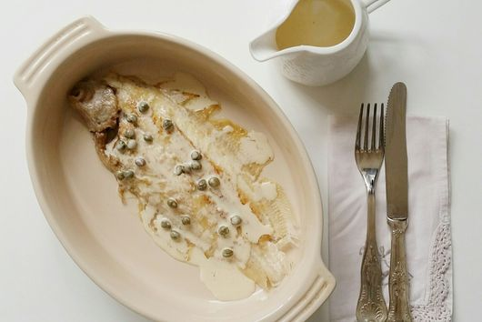 How to Cook Fish Like Virginia Woolf