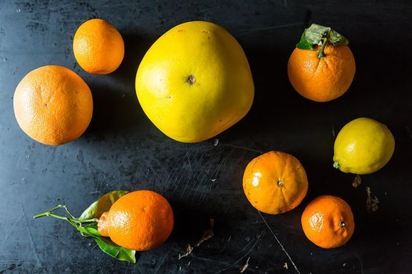 Down & Dirty: Citrus