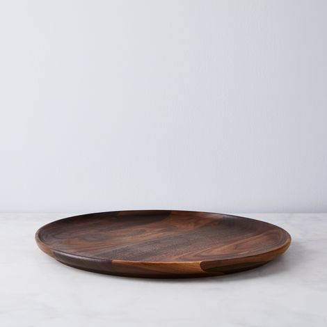 Handcrafted Walnut Serving Platter