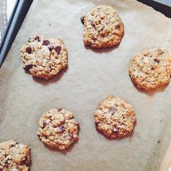 The Best Kitchen Sink Cookies