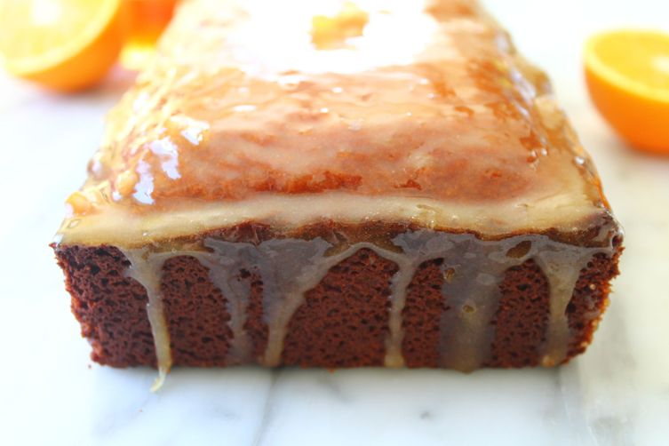 Orange & Lemon Marmalade Cake