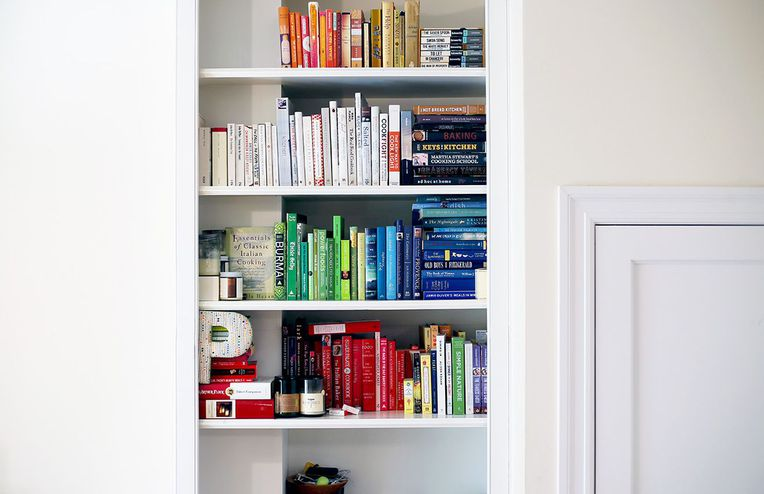 The Popular Bookshelf Trend That's Gone Too Far