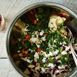 Why You Should Eat Salads from Mixing Bowls