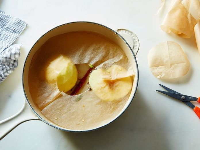 How to Poach Fruit Without a Recipe