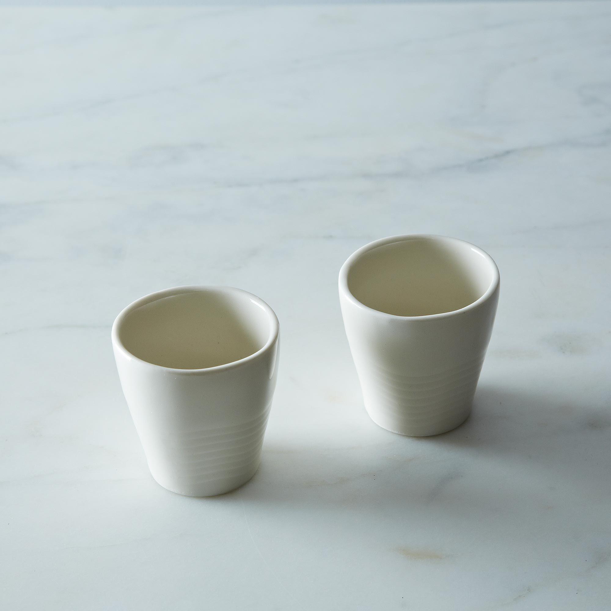 simple espresso cups set of 2 on food52