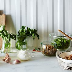 How to Bring Wilted Herbs Back to Life
