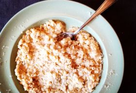 Oatmeal: It's Not Just for Breakfast