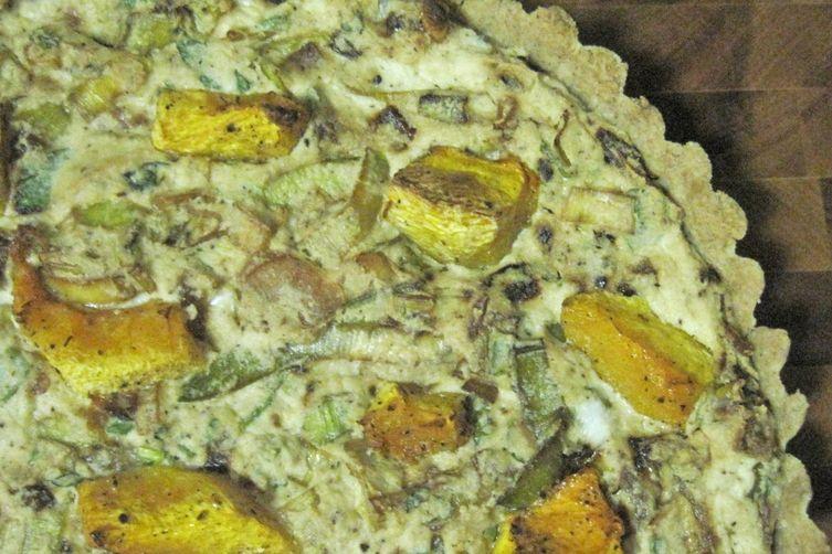 Three-Onion Tart