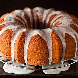 Texas ruby red grapefruit cake by Verna Penner