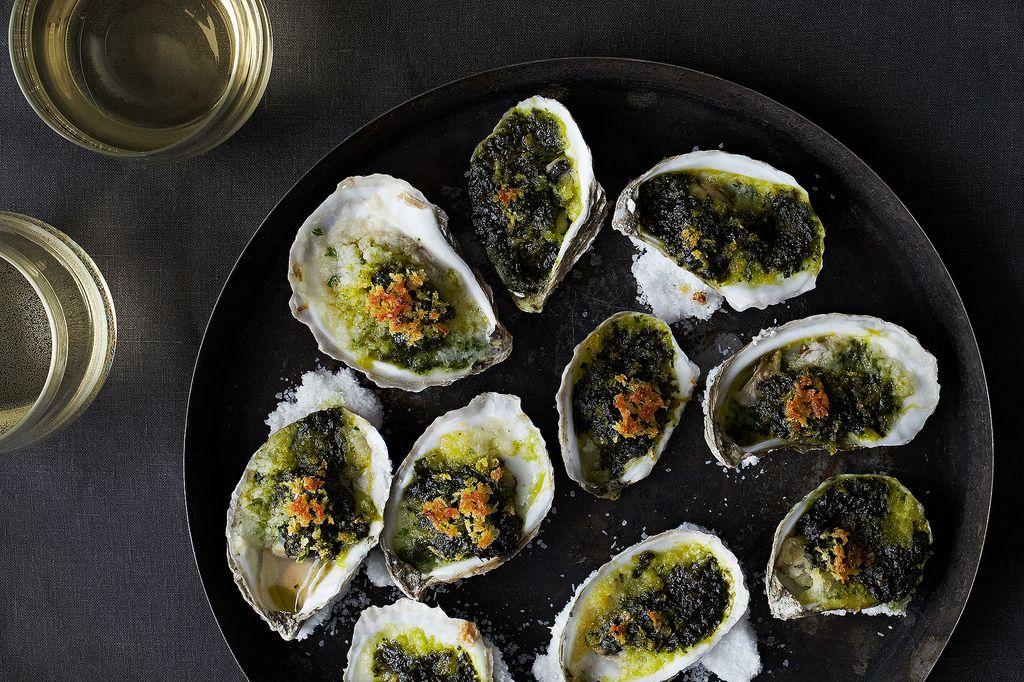 how to make oyster rockefeller original